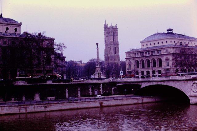 Vintage Paris image