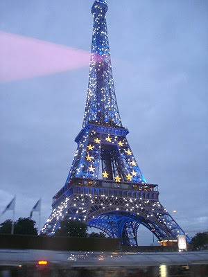 European Eiffel Tower