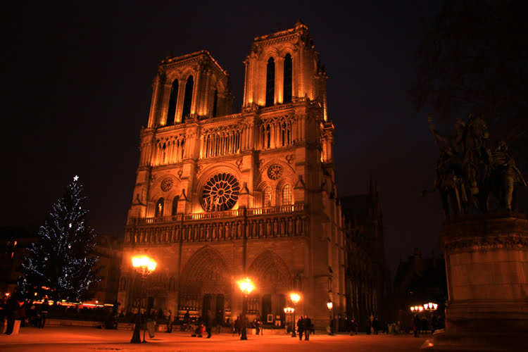 Notre Dame Cathedral 2013
