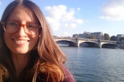 Heather on Seine