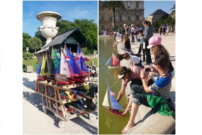 toy boats in Luxembourg
