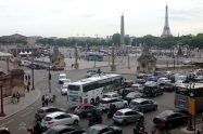 traffic Paris