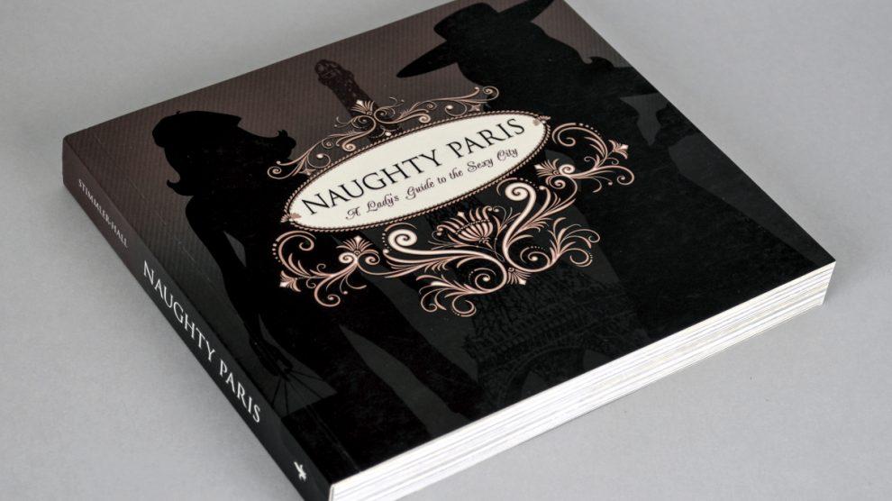 Naughty Paris book