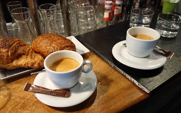 French espressos
