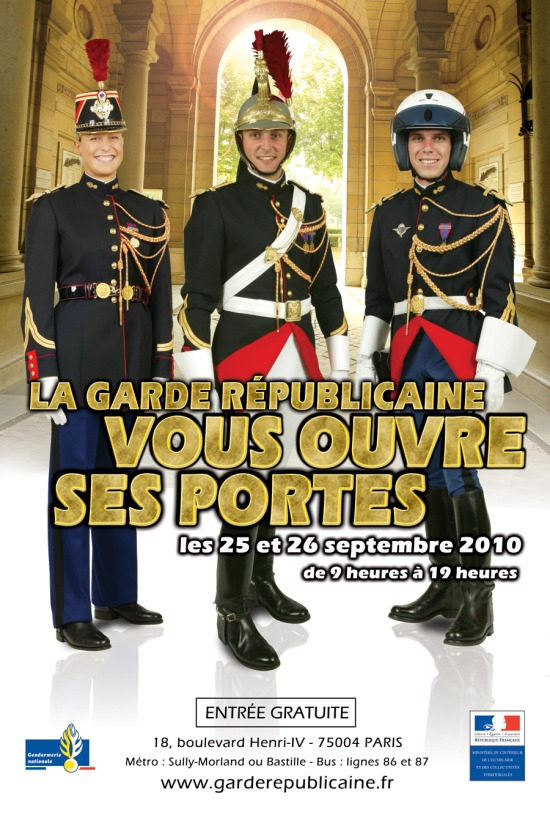 Garde Republicaine poster