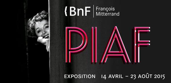 Piaf expo