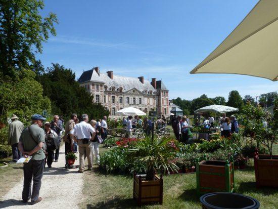 french garden show