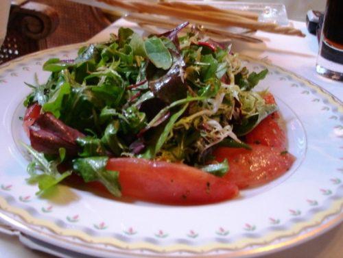 dish at George V
