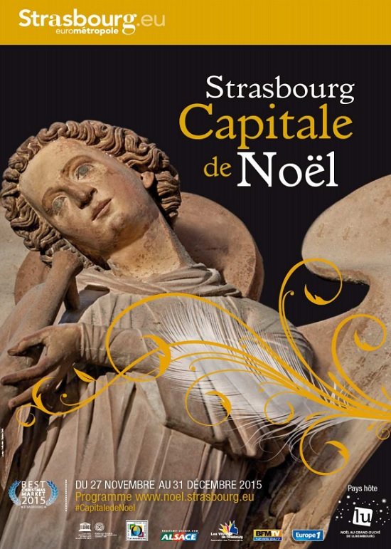 Strasbourg: Capital of Christmas