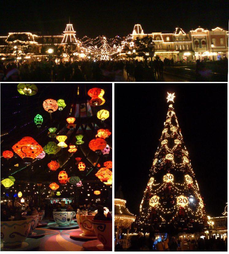 Disney Night Christmas