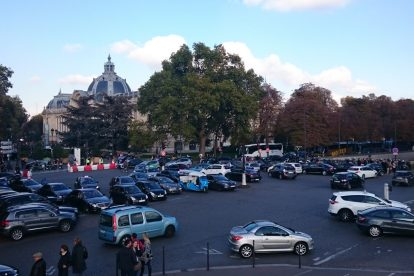 Cars Place Concorde
