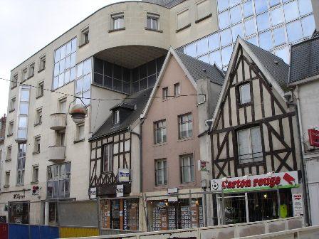 Reims Architecture