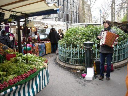 Raspail market