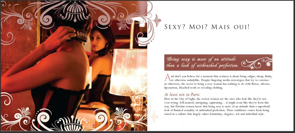 page from Naughty Paris Guide