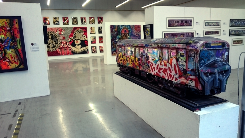 The Museum of Urban Art