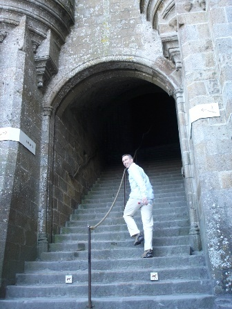 Abbey Stairs