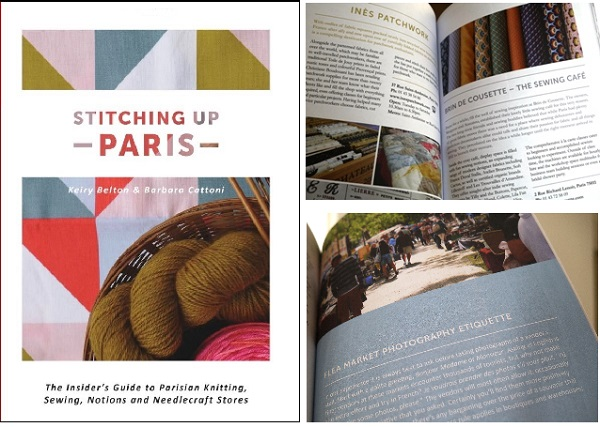 Stitching Up Paris Guide
