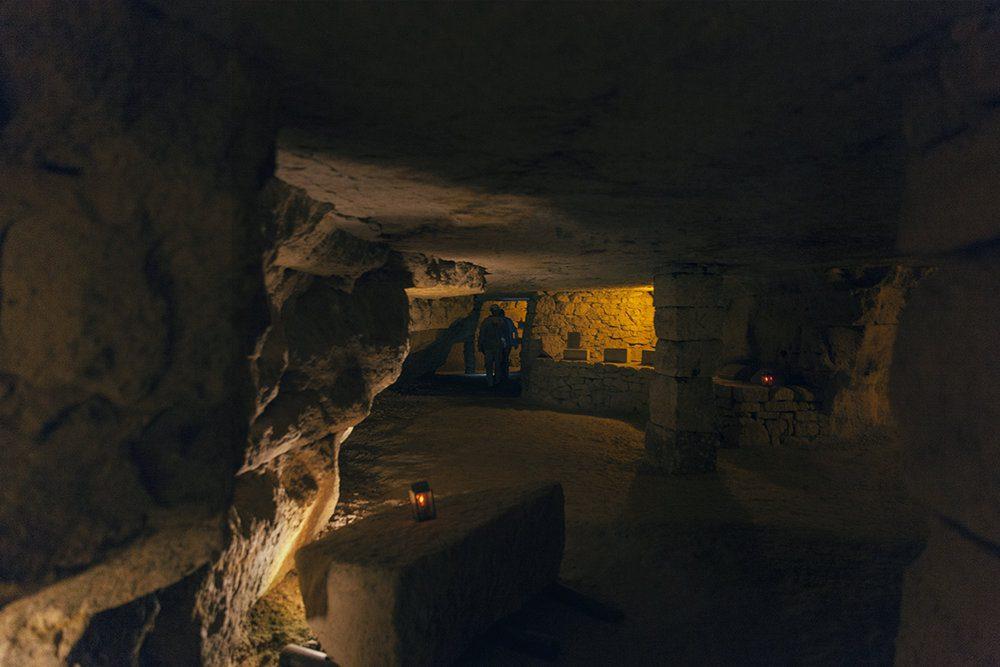 Catacombes hydromiel