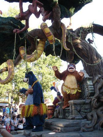 Jungle Book Parade