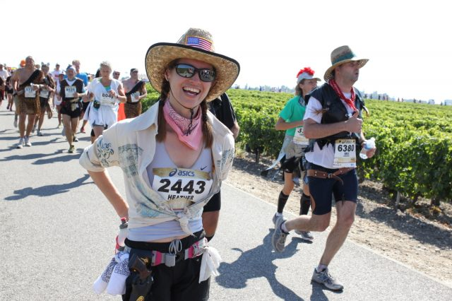 Heather Runs