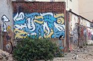 cats and grafitti