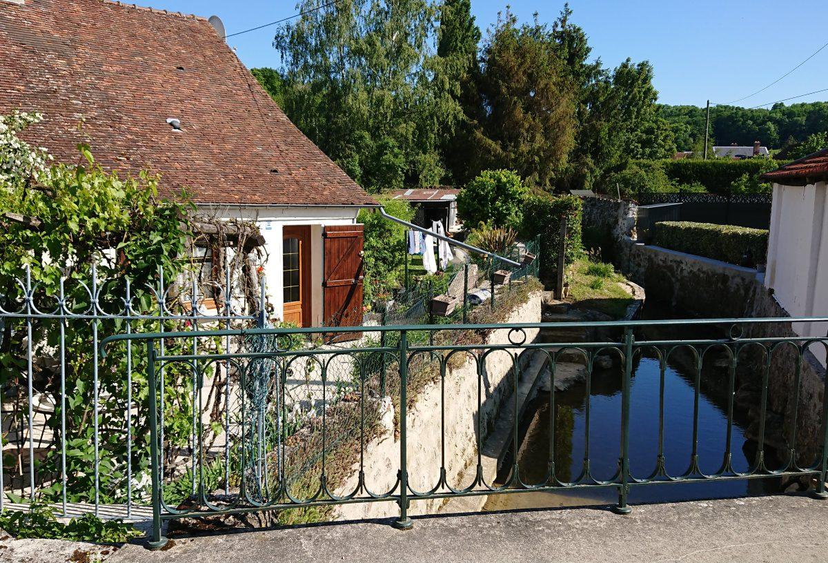 Scenic village